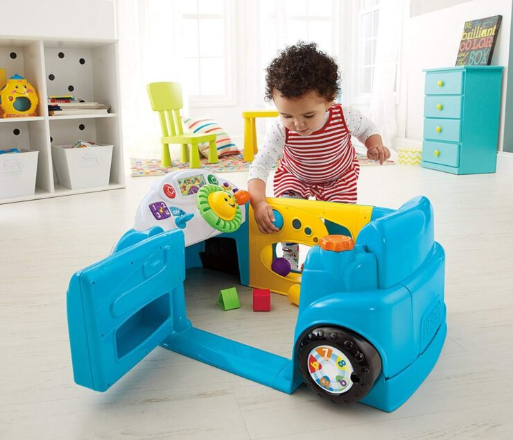 Top 9 Best Toys And Gift Ideas For 1-Year-Old Boys 2021 - Awesome Picks 2